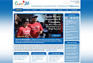 Cure JM Foundation Website