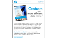 HP Ingram Higher Ed Email Blast Screenshot