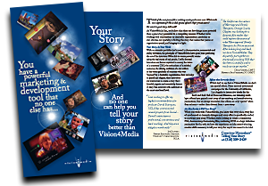 Vision4Media Trifold